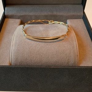 Jewelry - 14K Yellow Gold Hook-On Bracelet
